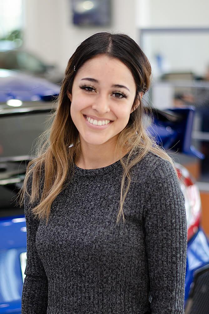 Alexandria Agredano