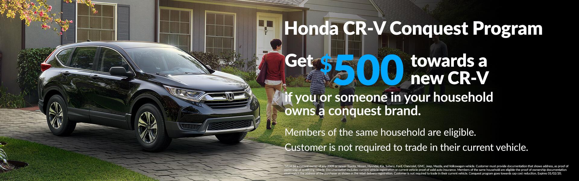 CRV Conquest