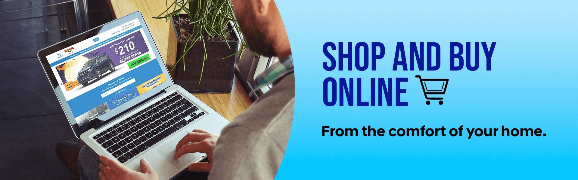 Shop From Home