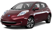 Orange Coast Nissan Leaf