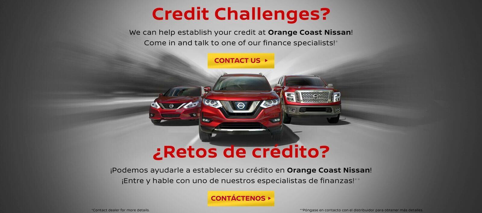 Contact US CREDIT