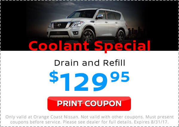 Coolant Special