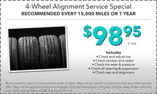 Wheel Align