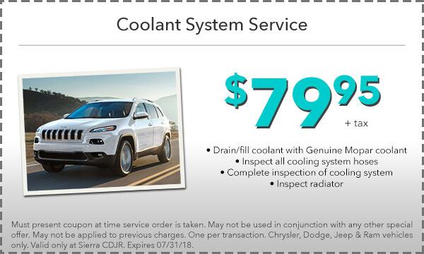 Coolant System
