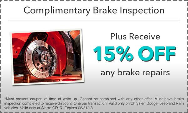 Comp Brake Inspection