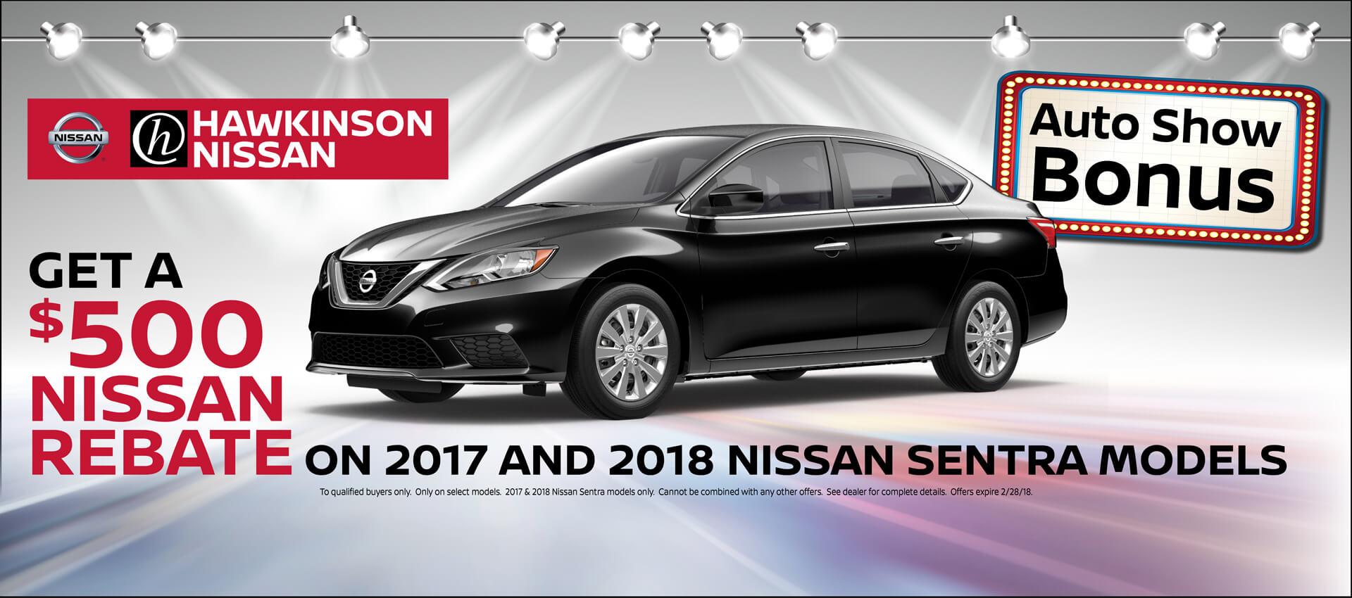 Sentra Auto Show