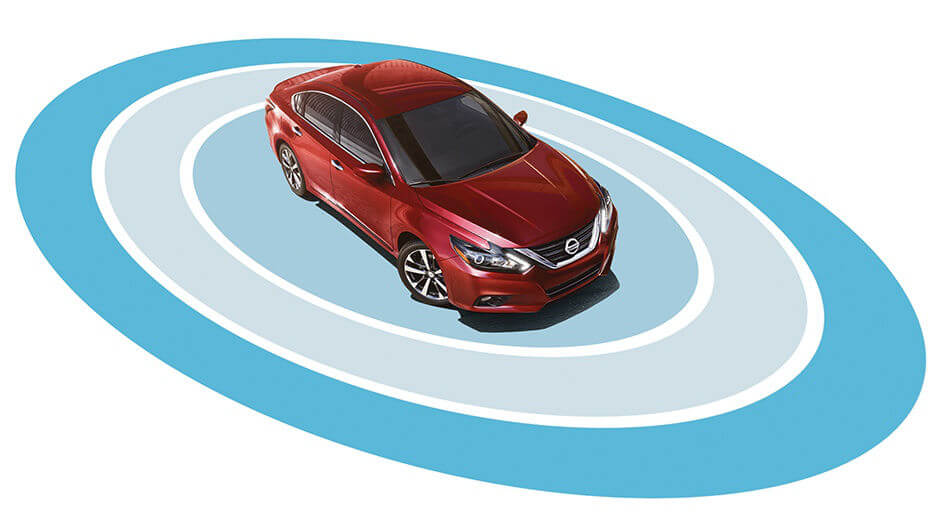 Nissan Safety Shield Technology