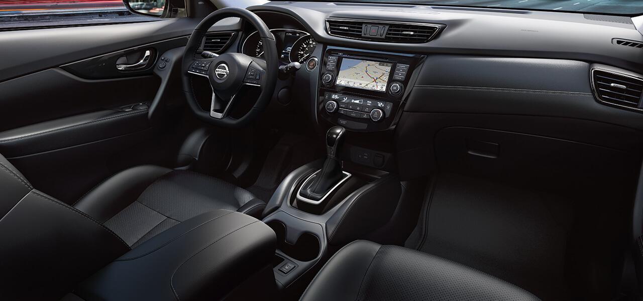 2018 Nissan Rogue SL Interior