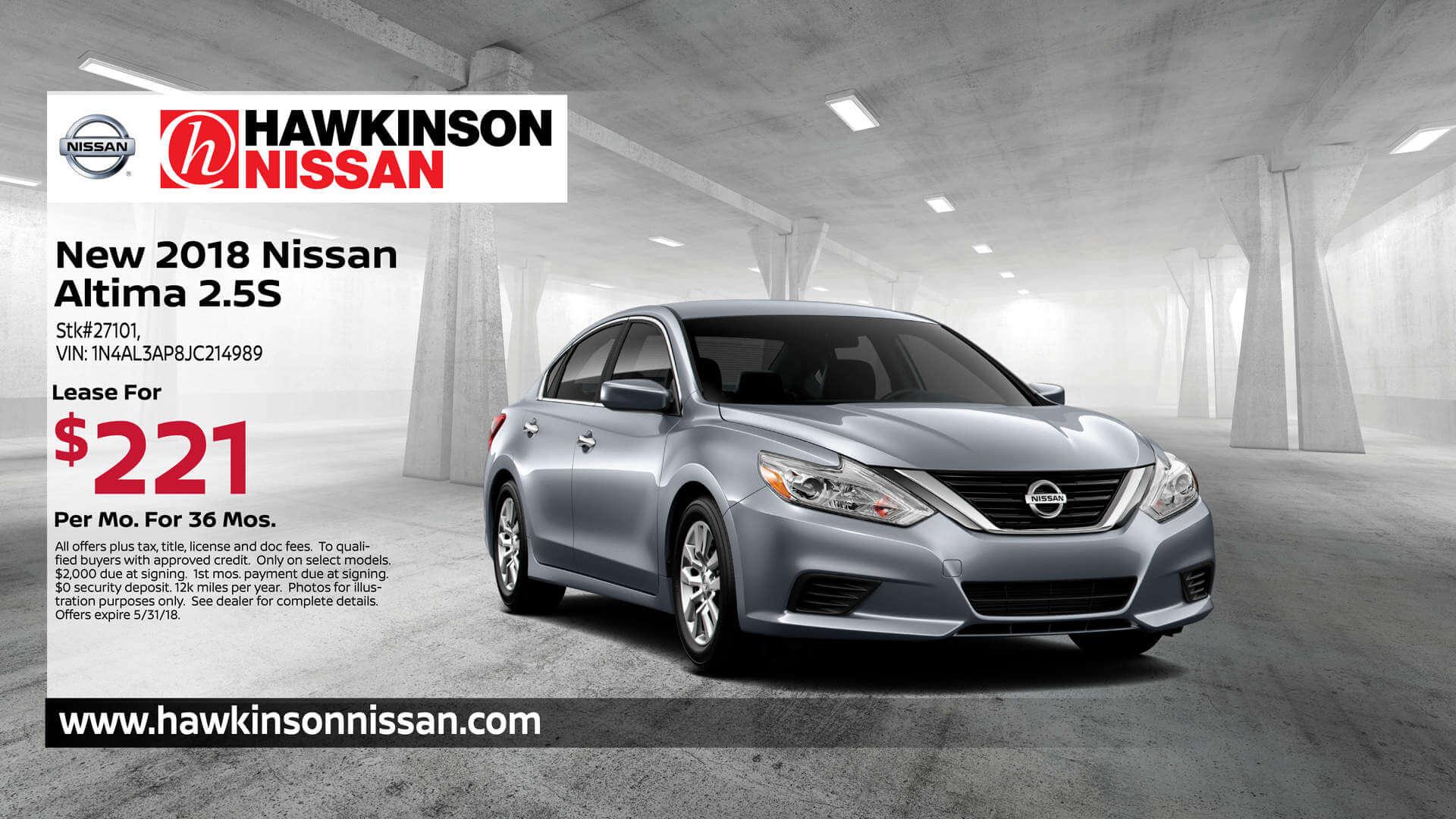 2017 Nissan Altima 2.5S