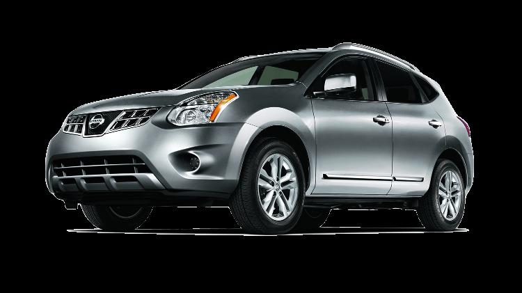 A 2012 Nissan Rogue