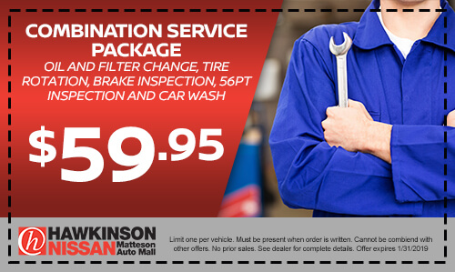 Combination Service Package