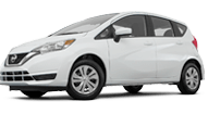 Downtown Nissan Versa Note