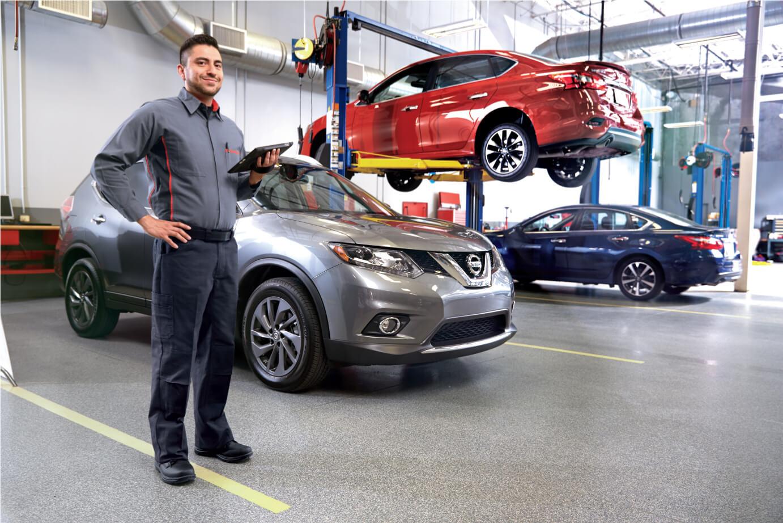 Nissan Technician Job Career Los Angeles, California
