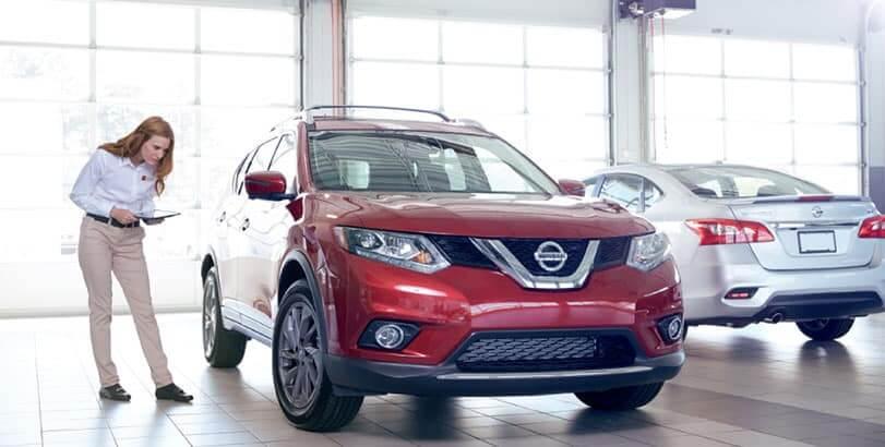 Nissan Multi-Point Inspection Service
