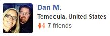 Temecula, CA Yelp Review