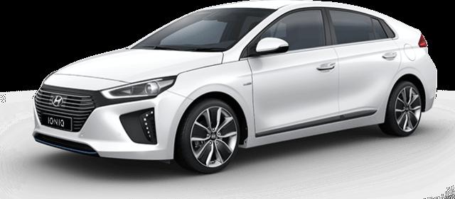Las Vegas Hyundai Ioniq