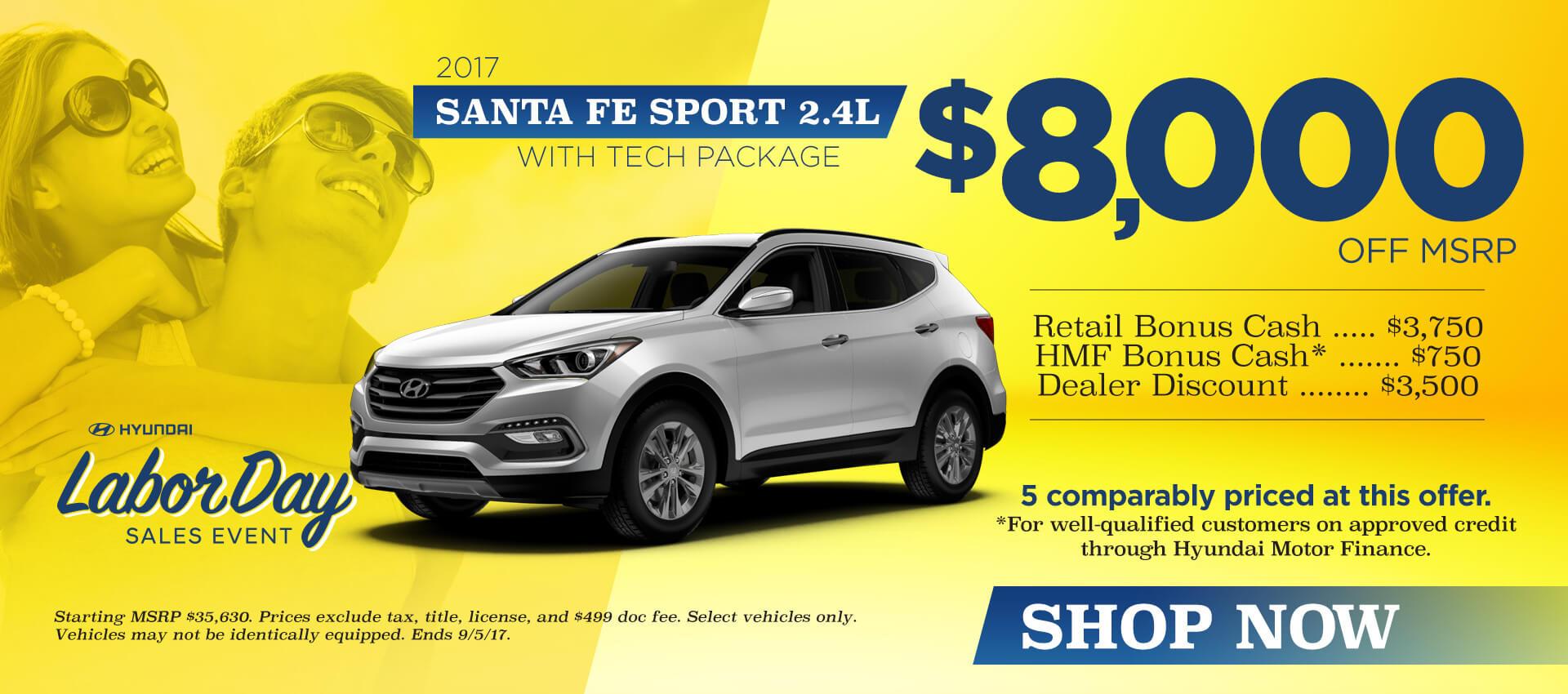 Santa Fe Sport