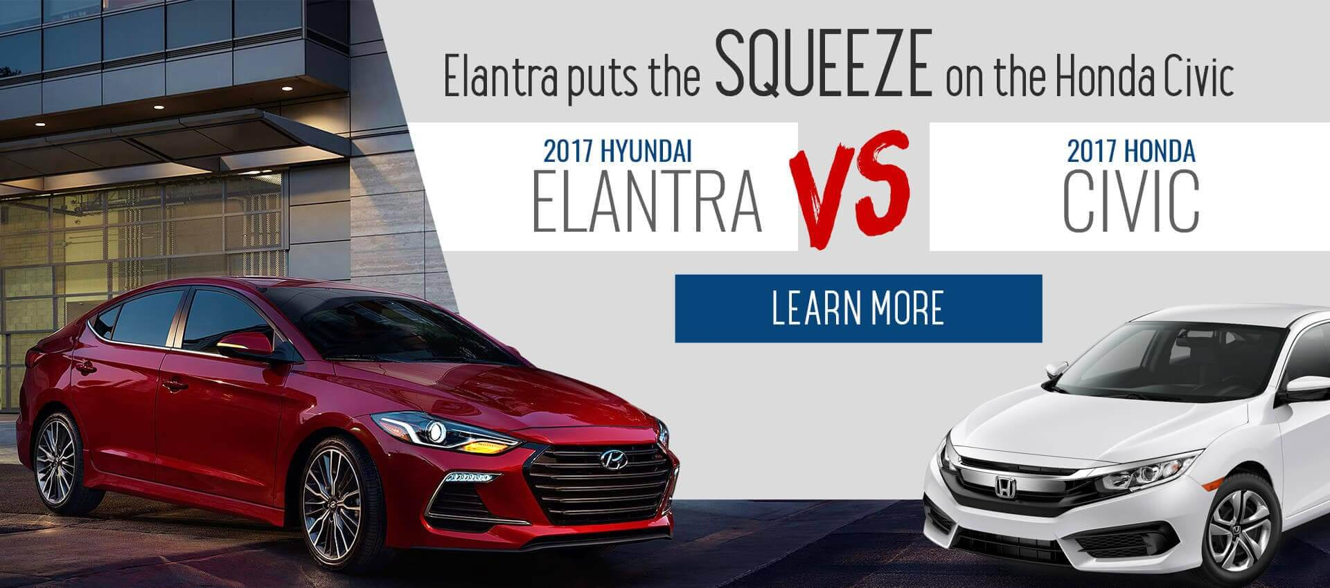 Elantra Vs. Civic