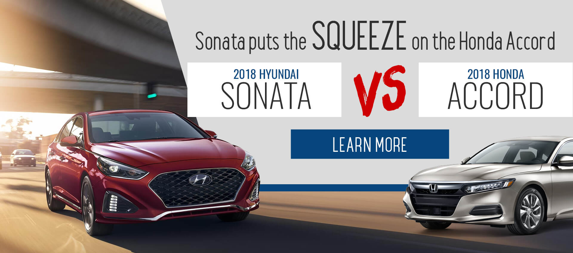 Sonata Vs. Accord