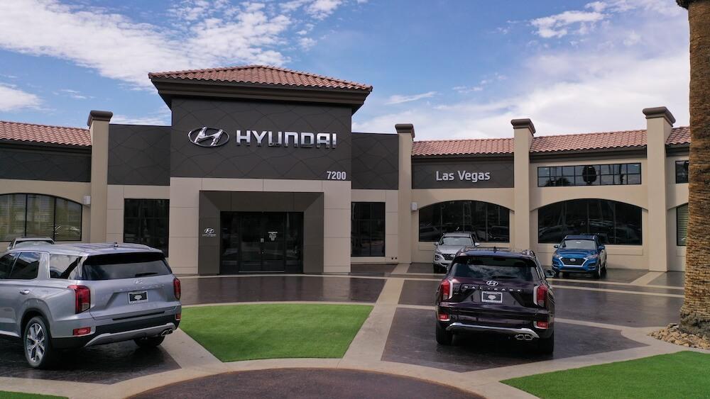 Hyundai Dealership Las Vegas >> Las Vegas Hyundai Dealers 3 Hyundai Dealers Serving