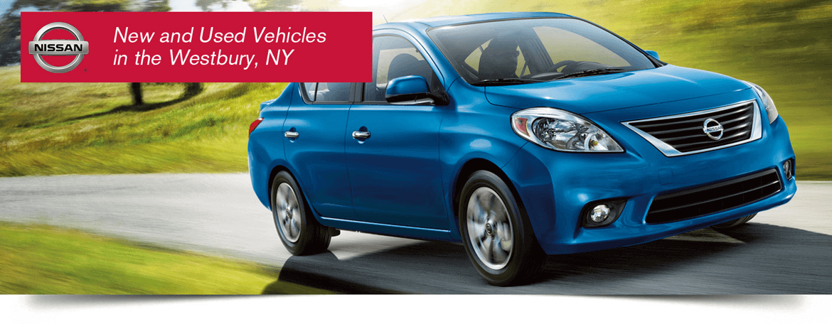 About Our Nissan Dealership In Westbury, NY