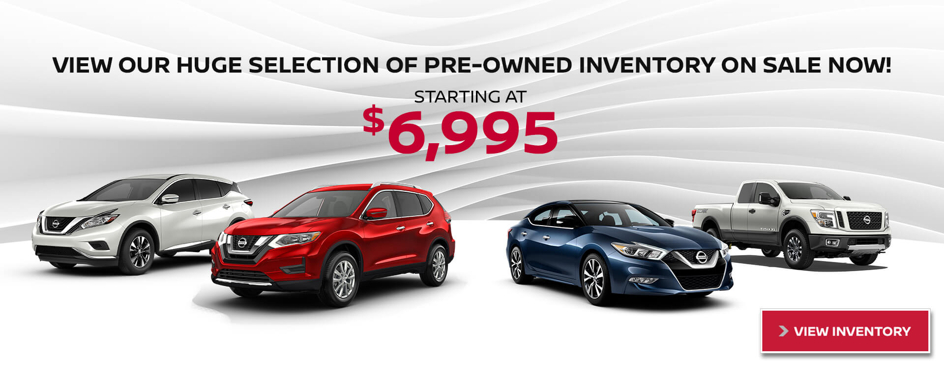 Nissan Pre-Owned