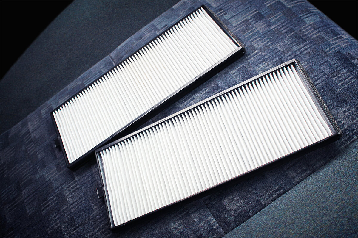 Air & Cabin Filter Replacement
