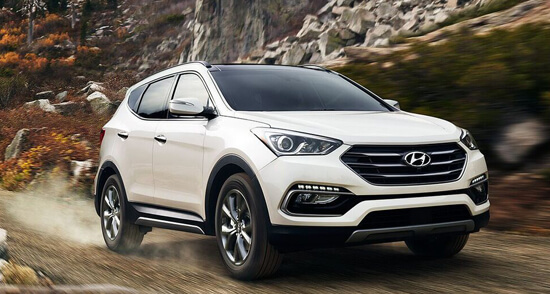 2017 <strong>Santa Fe Sport</strong> Sport 2.4 AWD