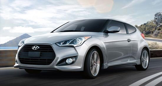 2016 <strong>Veloster</strong> Turbo Ecoshift