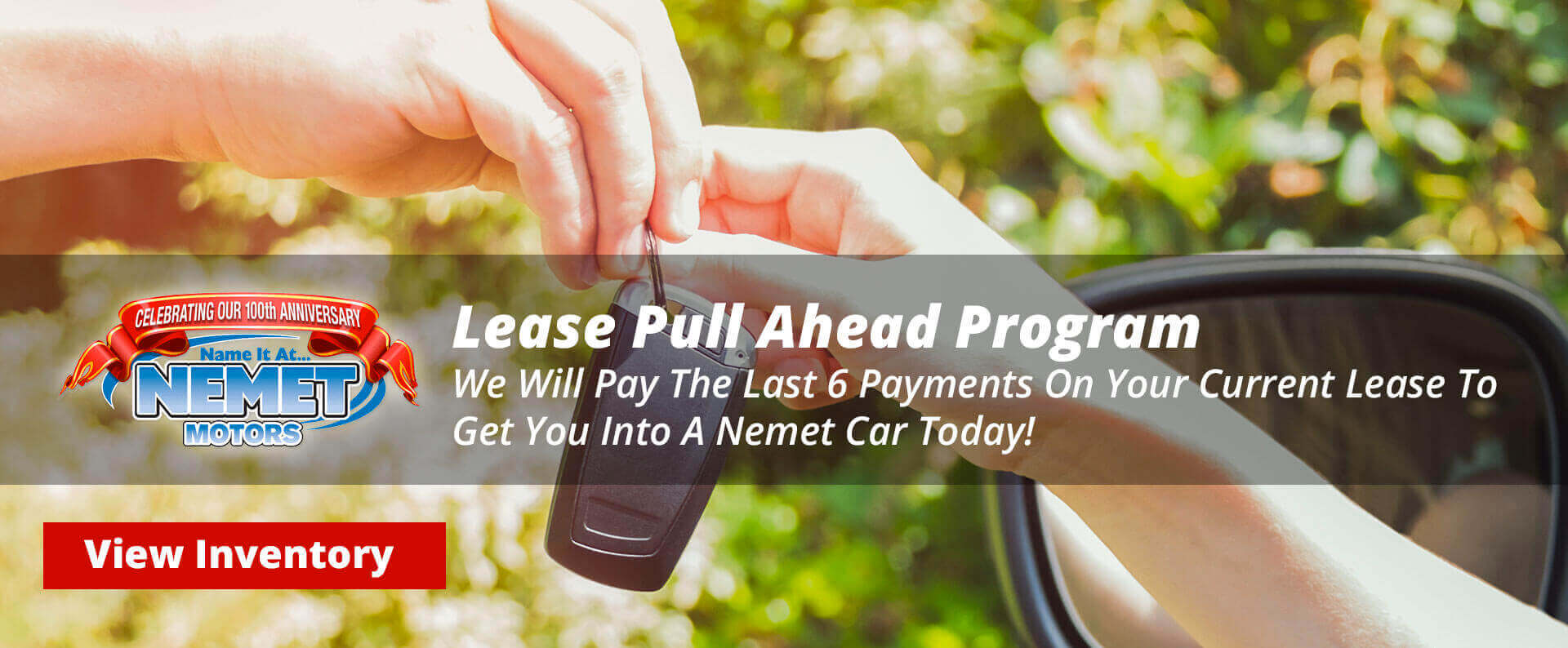 Lease Pull Ahead Program