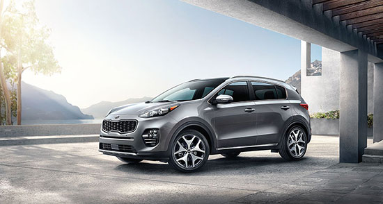 2019 <strong>Sportage</strong> LX AWD