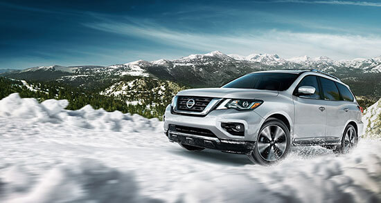 2017 <strong>Pathfinder</strong> SV AWD