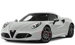Alfa Romeo 4C in Port Costa