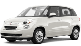 Fiat 500L in Whittier
