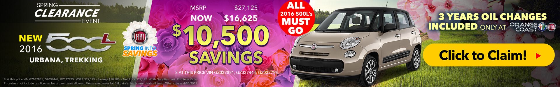 500L One