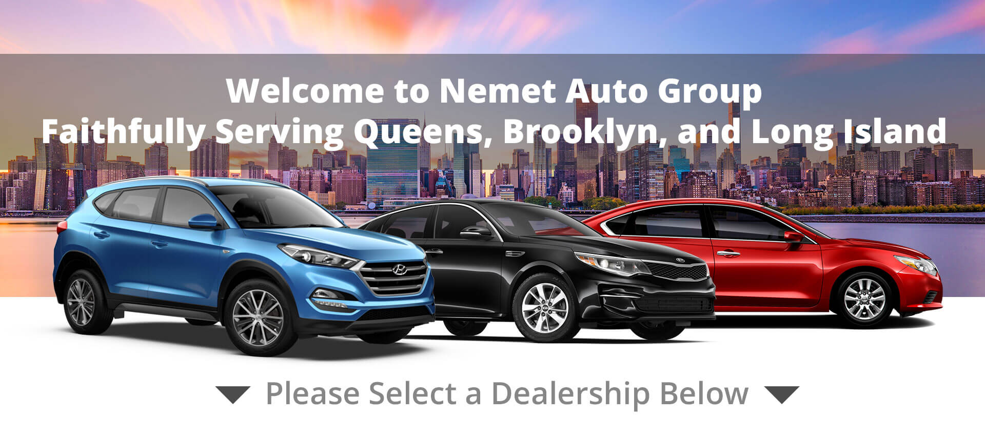 Nissan, Hyundai U0026 Kia Dealer In Jamaica NY | Nemet Auto Group Serves ...