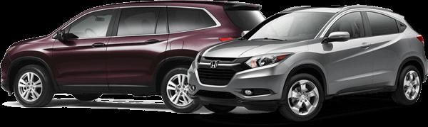 SUVs & Crossovers