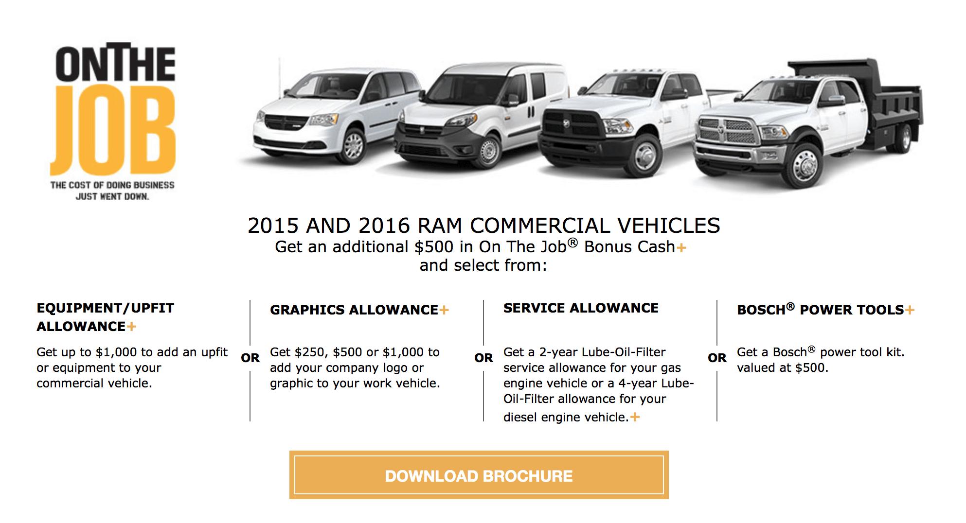 Commercial Truck Season Redlands Chrysler Jeep Dodge Ram Dealer Cj5 Wiring Harness 250