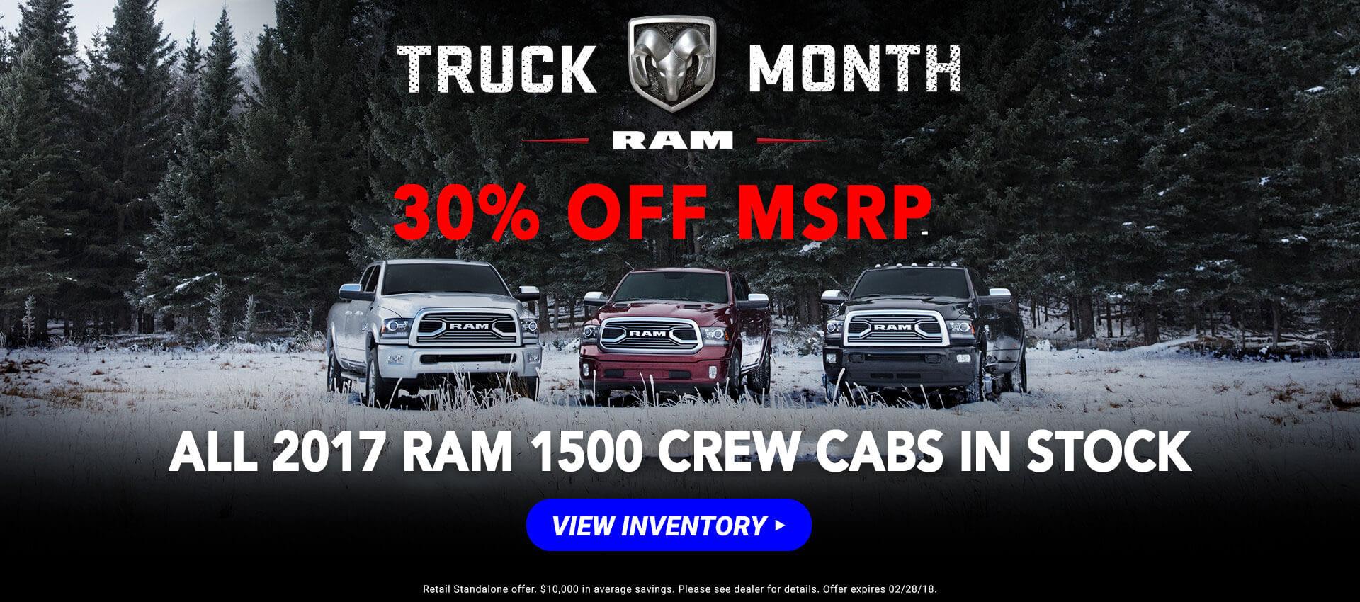 Ram 1500 QC