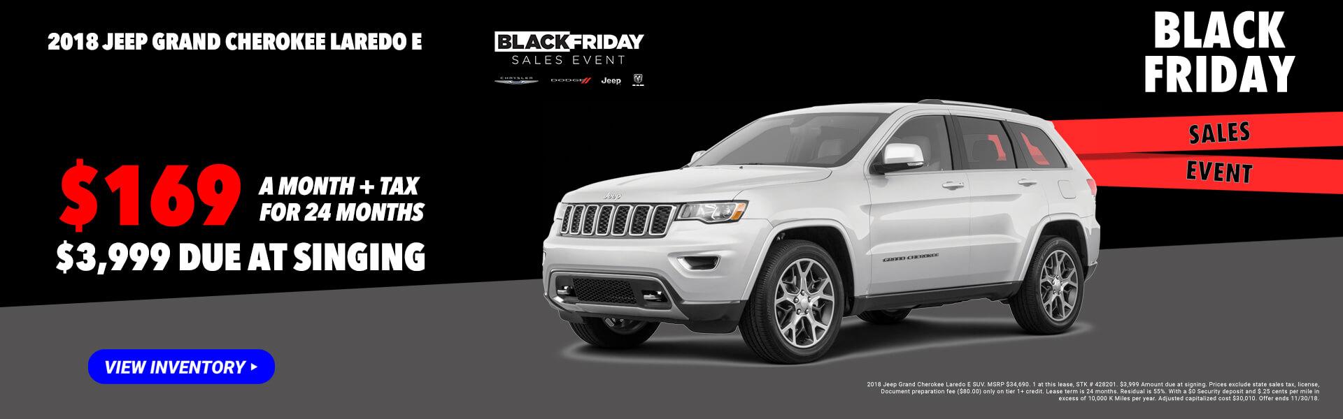 2018 Jeep Grand Cherokee 428201