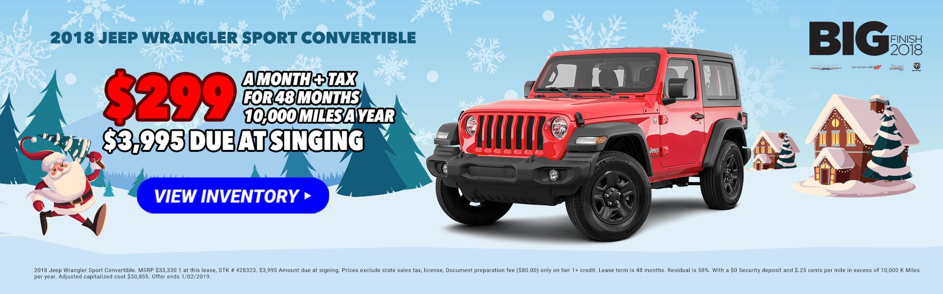 2018 Jeep Wrangler 428323