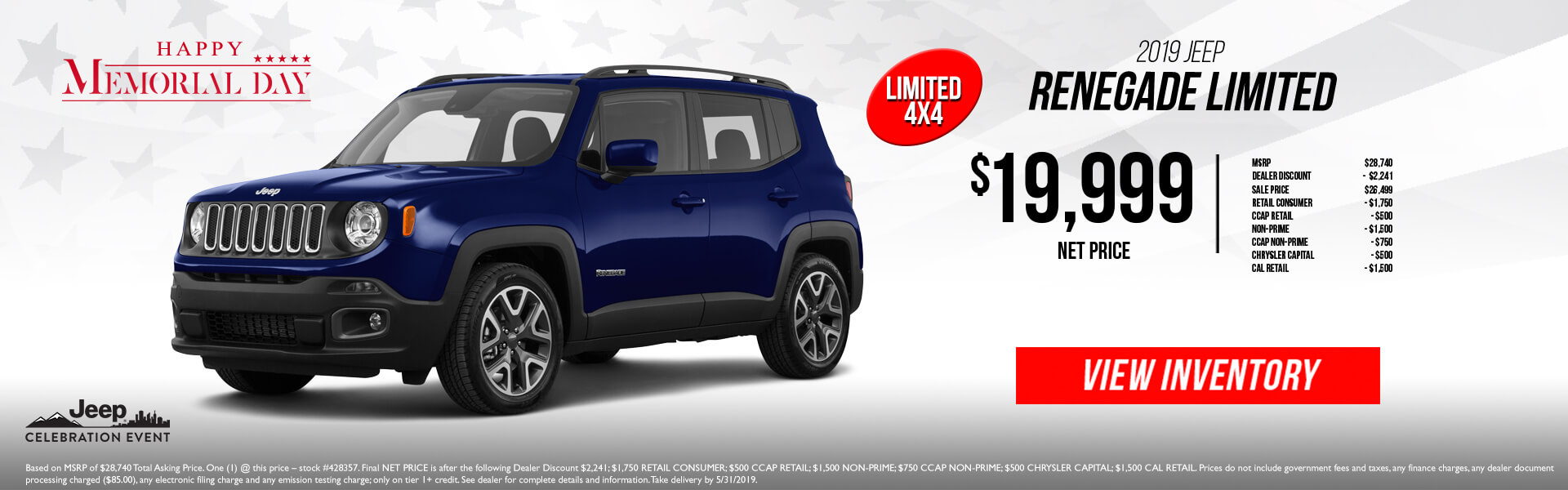 Jeep Renegade 428357