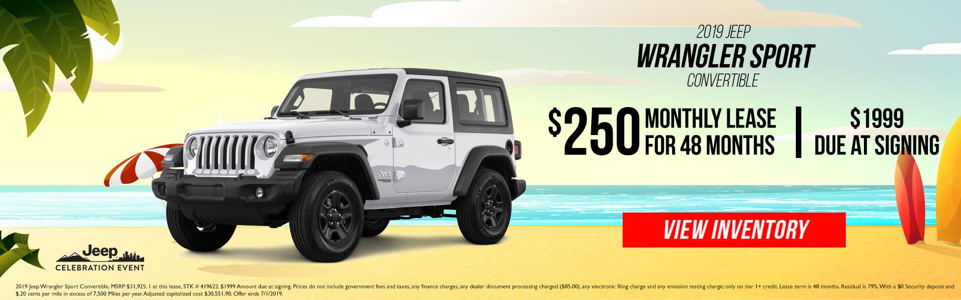 Jeep Wrangler 419622