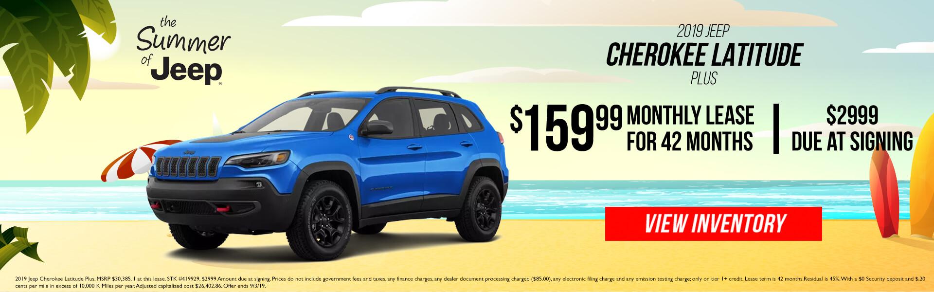 Jeep Cherokee 419929