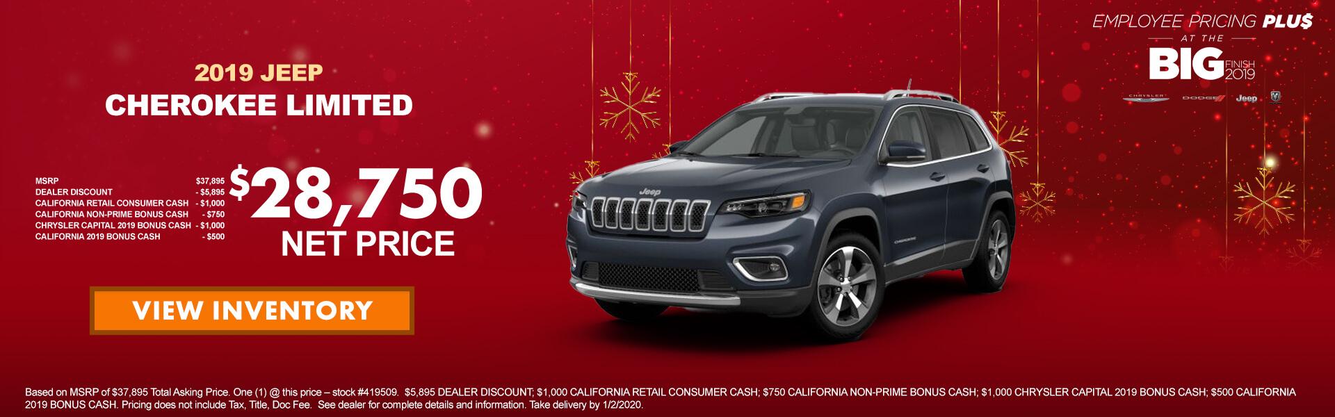 Jeep Cherokee 419509