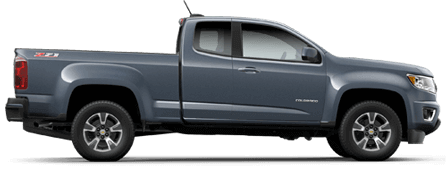 George Chevy Colorado