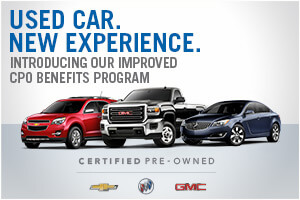Chevrolet Certified Pre Owned >> What Is Gm Certified Pre Owned Vehicles George Chevrolet