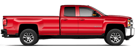 George Chevy Silverado HD