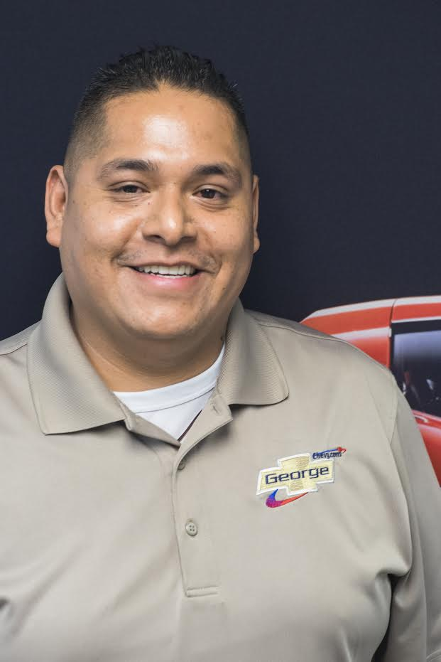 Meet Our Staff George Chevrolet