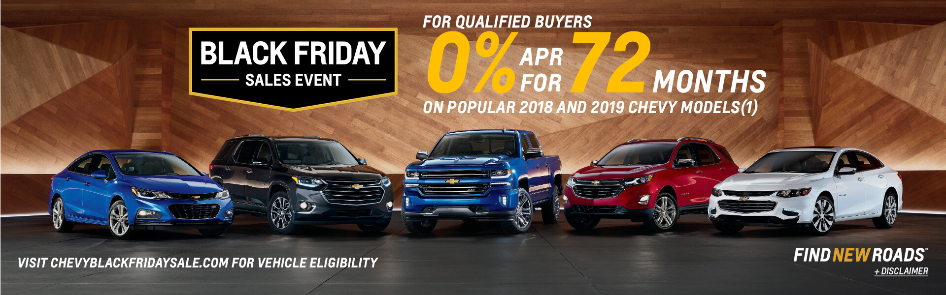 Chevy 0% for 72